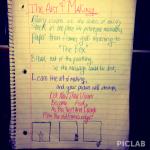 The Art of Making